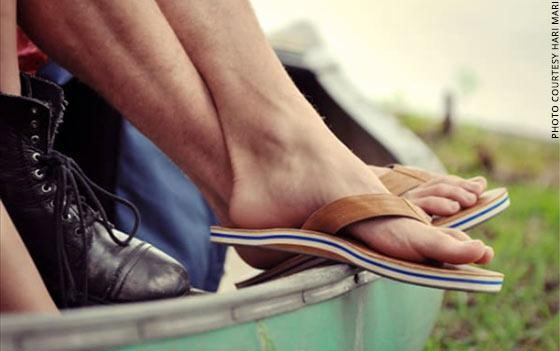 93fa1c9d533b Even Flip-Flops Can Be Connected - Inside Outdoor Magazine