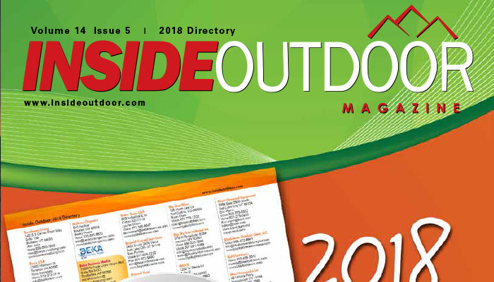 Inside Outdoor 2018 Industry Directory