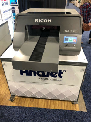 Anajet S Ricoh Ri 1000 Printer Turns Heads At Outdoor
